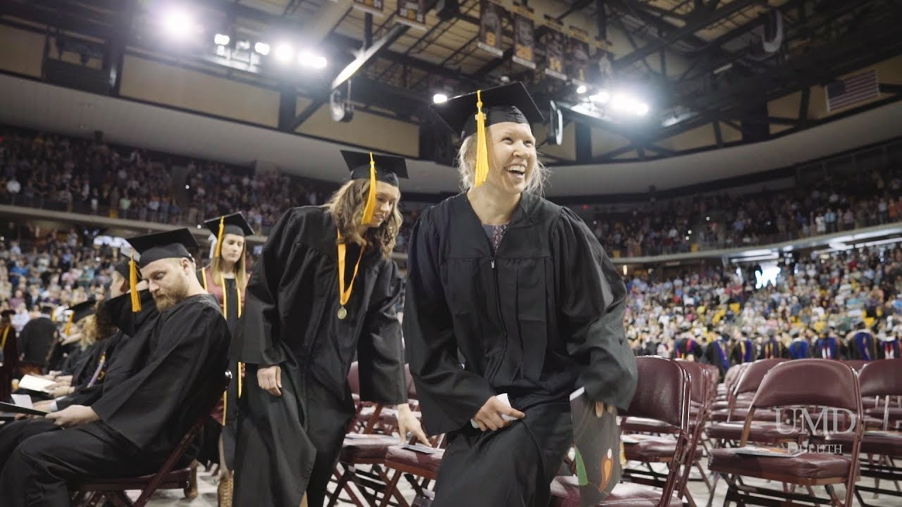 UMD Commencement 2018 - YouTube