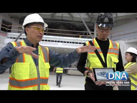 DNA@ GTC 2017: Nvidia Campus Tour