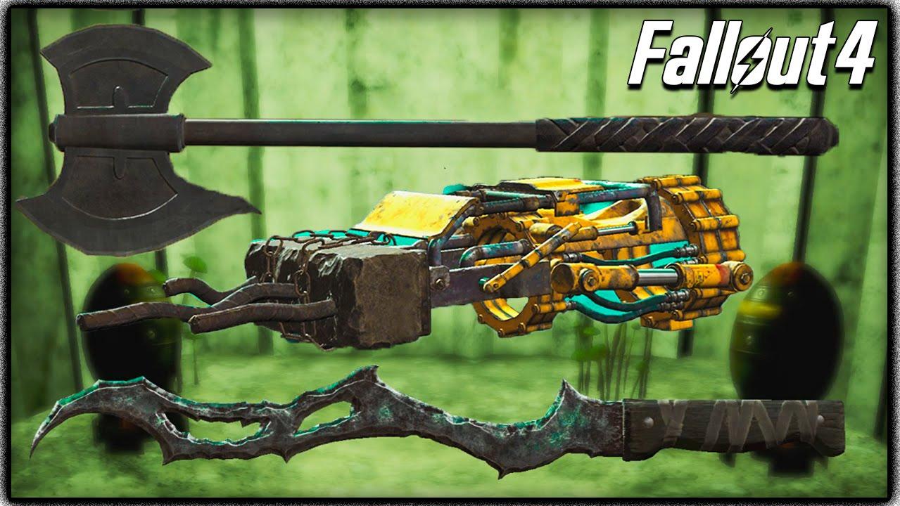 Fallout  Build Fist