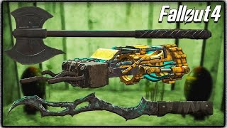 Fallout 4 Secret Melee Weapons! Kremvh