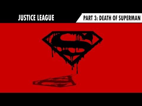 Justice League Movie: Death of Superman Screenplay