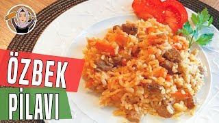 Özbek Pilavı Tarifi | Hatice Mazı ile Yemek Tarifleri