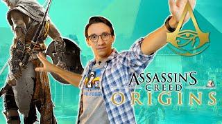 ASSASSIN'S CREED ORIGINS ou comment Ubisoft a révolutionné la série ! (test du jeu) / #6