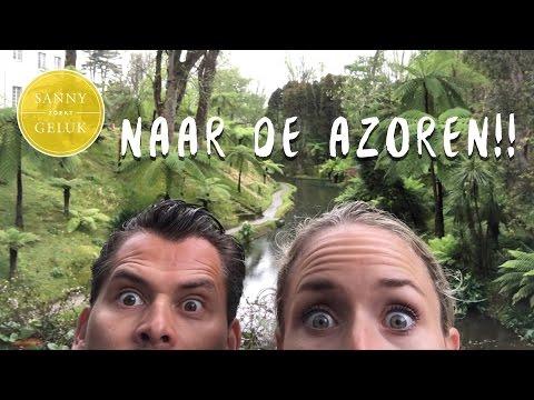 Mini retreat naar Sao Miguel op de Azoren | Sanny zoekt Geluk