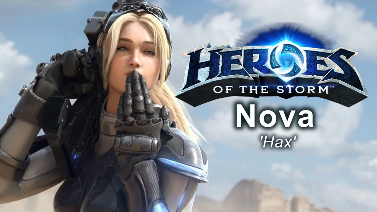 нова heroes of the storm