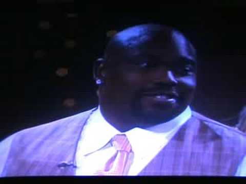 The QB Killa Warren Sapp on Dancing with the Stars