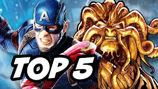 Agents Of SHIELD Season 3 Episode 16 - TOP 5 WTF and Marvel Easter Eggs