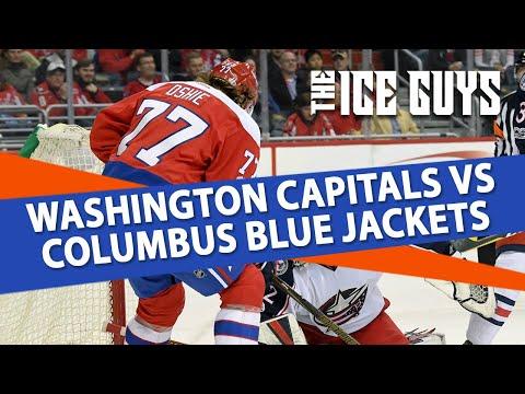 Ice Guys | Washington Capitals vs Columbus Blue Jackets Free Pick | NHL Expert Betting Advice