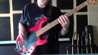 Its my Life Bass Cover - Music Man Stingray 4 - Talk Talk (No Doubt)