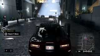 Watch Dogs — Gameplay E3 2013