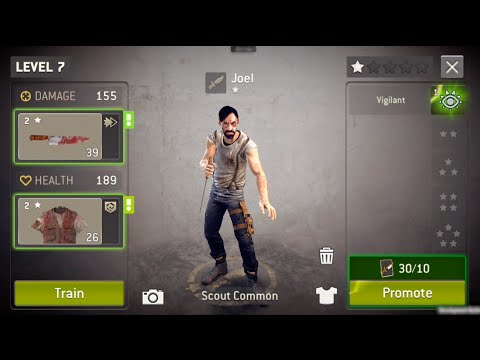 Token System Overview - The Walking Dead: No Man