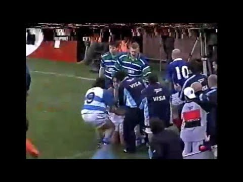 10 crazy minutes for Argentina vs France 2002