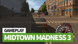 Midtown Madness 3 - Work Undercover - Paris - All Taxi Driver Missions