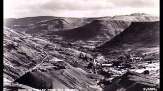 Farewell to Rhondda - tin whistle
