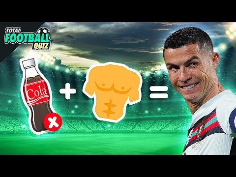 GUESS THE FOOTBALL PLAYER BY EMOJI - PART 2 | QUIZ FOOTBALL 2021
