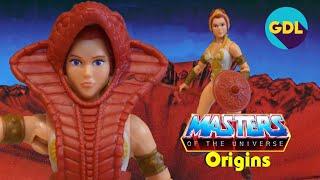 Masters of the Universe Teela Origins Retro Play Mattel MOTU NEW In Hand