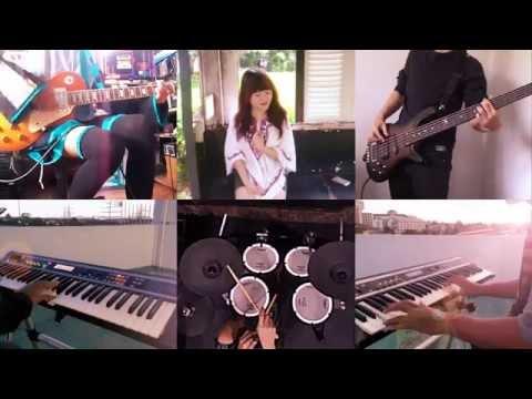 "【Band Edition】MIRAI「未来」-「Gunslinger Stratos」ED ""TV-size"""