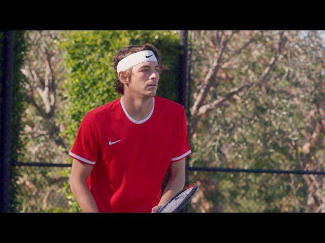 Taylor Fritz | ATP x TopCourt Tutorial