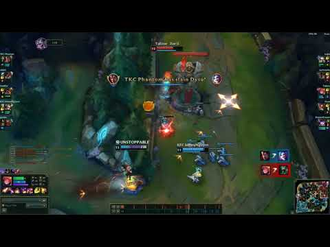 Zoe and Kled Interaction