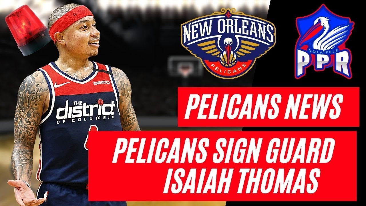 Reports: Isaiah Thomas to join Pelicans on 10-day contract