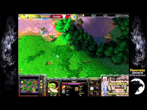 Replay of the Year 2010 Candidate - Happy (U) vs. Grubby (O)