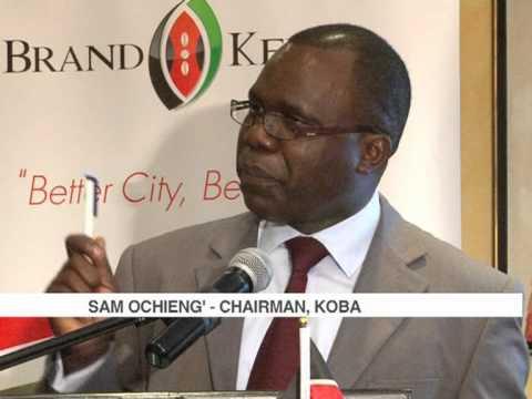 KOBA & Brand Kenya Partnership Launch