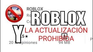 LA ACUTUALIZACION PROHIBIDA DE ROBLOX - 3:33 AM - CREEPYPASTA ROBLOX