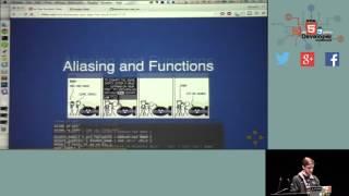 HTML5DevConf: Brandon Weaver, Sony Network Entertainment International: You Type Too Much