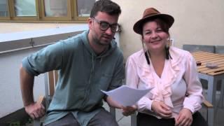Marteria & Miss Platnum - Lila Wolken - Facebook Fragen (09|2012)