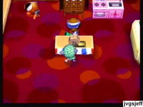 Animal Crossing - Raffle Day
