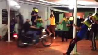 Harlem shake campo de paintball novus ordo ciudad ojeda