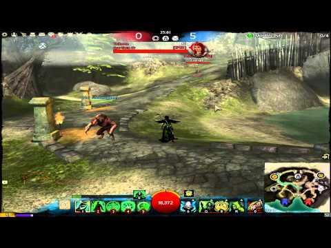 (#1) Top Necromancer Dueling on 1 1 Server (Guild Wars 2)