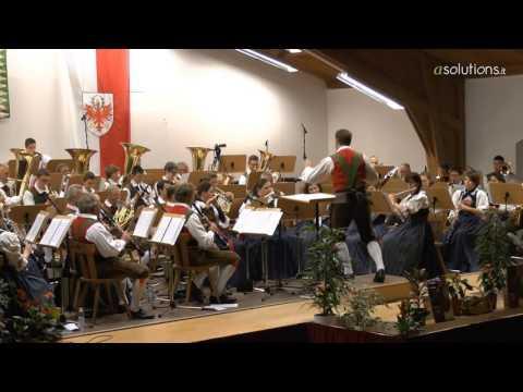 Pfeifer Huisile - Urraufführung - Robert Neumair; Musikkapelle Wiesen; Dirigent: Joachim Bacher