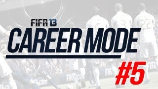 FIFA 13 - Career Mode - #5 - Tired Legs