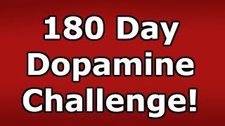How To Reset Your Brain 👉 180 Day Dopamine Challenge!