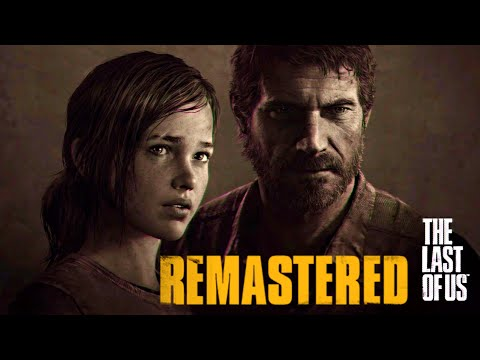 The Last Of Us Remastered - All Cinematics Cutscenes With Voice Cast Commentary 1440p