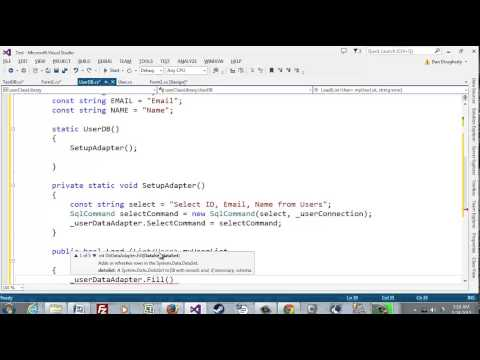 Creating an n-tier Application (Part 3)