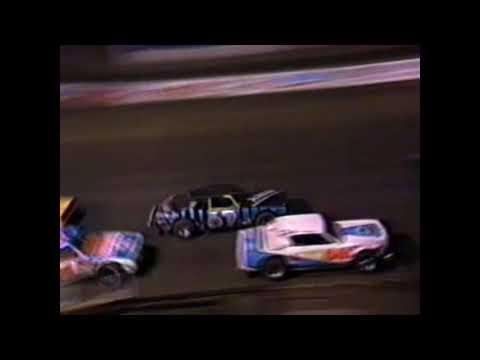 Dirt Legal Street Stock Race 1994.  Lebanon Valley Speedway.