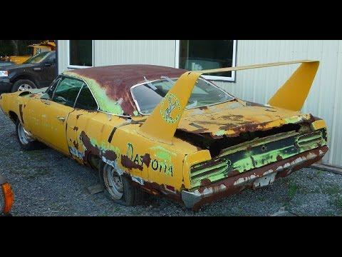 Amazing Drag Car Barn Finds 13 Funnycat Tv