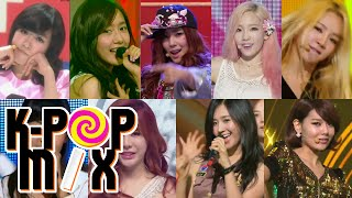 [K-pop Mix A to Z] G : Girls