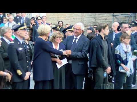 CESENA: In migliaia per l'ultimo saluto al Capitano Orlandi | VIDEO