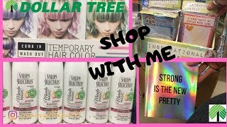 Come With Me To Dollar Tree Haul New Items 02122019