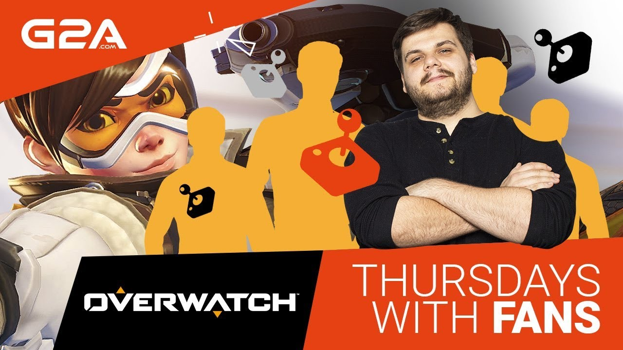 Thursdays with fans! Lets play: Overwatch | December 2018