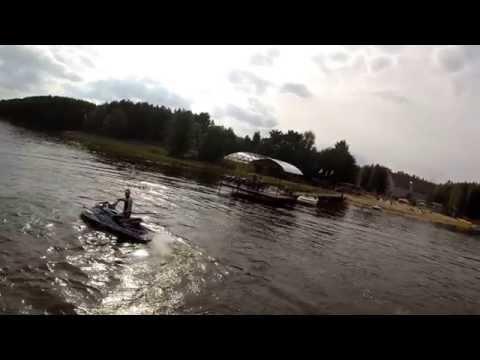 флайборд полет от новичка