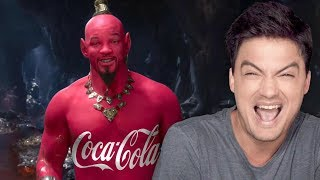 O NOVO GÊNIO DO ALADDIN