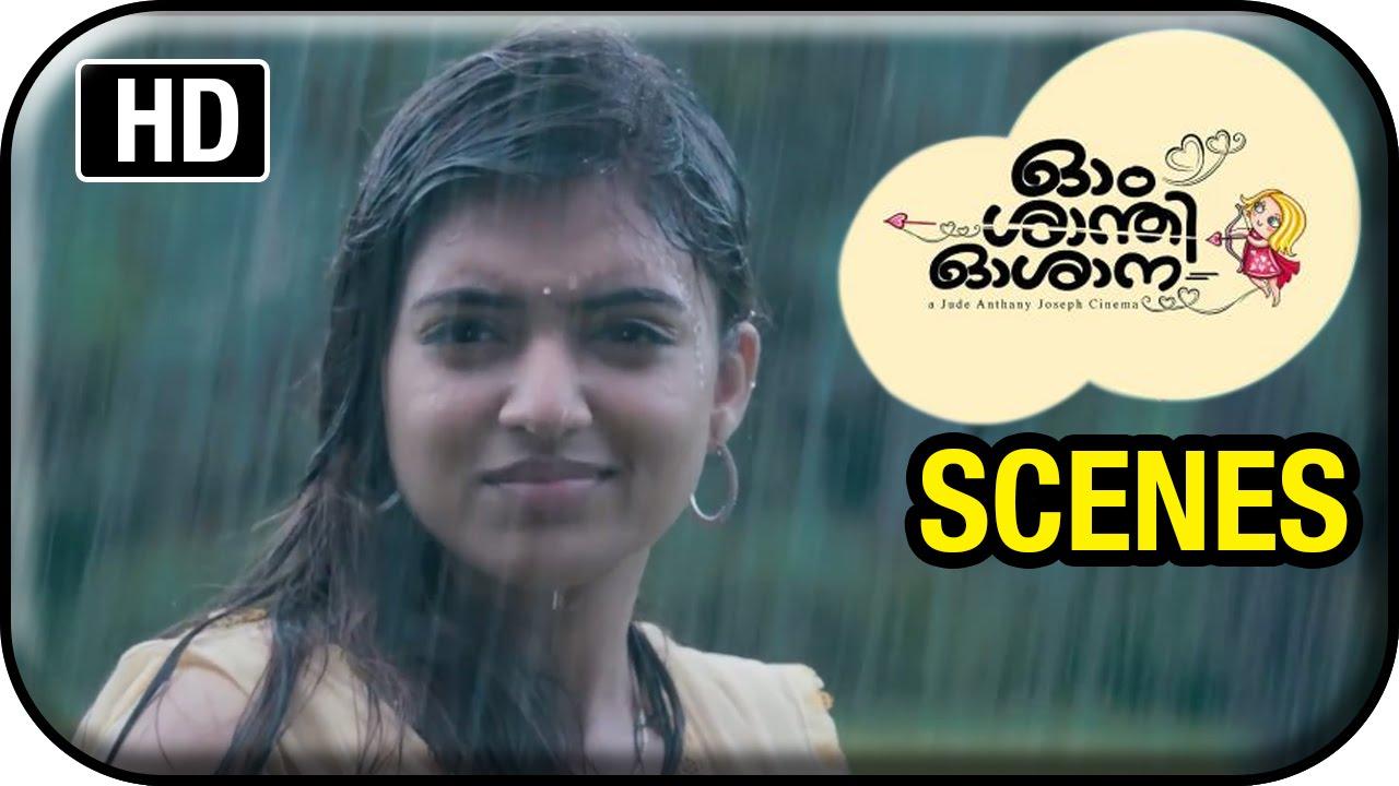 Om Shanti Oshana Movie Scenes Hd Nivin Pauly Helps