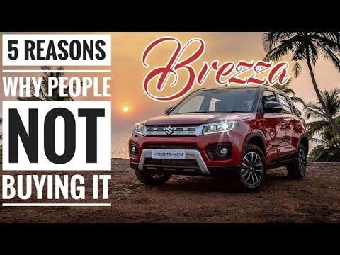 5 Reasons Why People Not Buying | Maruti Suzuki Vitara Brezza
