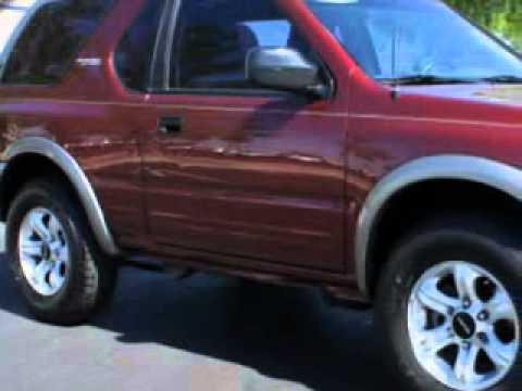 2002 Isuzu Rodeo Sport Biddulph Mazda Used Car Dealer In