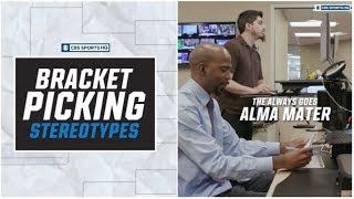 Bracket Picking Stereotypes | MARCH MADNESS | CBS Sports HQ