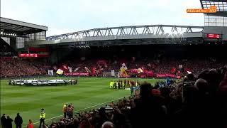 Liverpool vs Barcelona/Vuelta